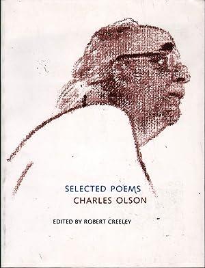 Selected Poems: Olson, Charles; Creeley, Robert