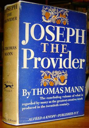 Joseph the Provider: Mann, Thomas