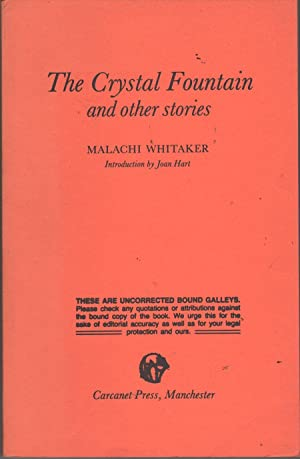 The Crystal Fountain and Other Stories: Whitaker, Malachi
