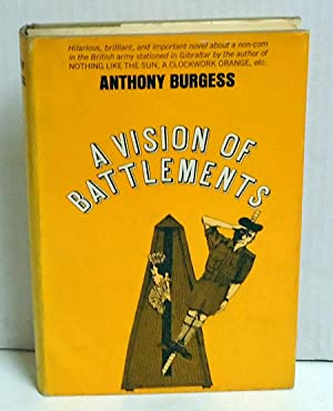A Vision of Battlements: Burgess, Anthony