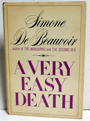 A Very Easy Death: De Beauvoir, Simone