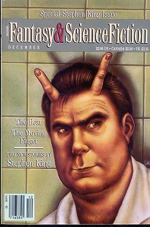 Fantasy & Science Fiction: Ferman, Edward L., Ed.