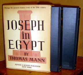 Joseph in Egypt (2 Volumes): Mann, Thomas