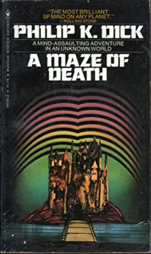 A Maze of Death: Dick, Philip K.