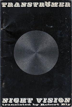 Night Vision: Transtromer, Tomas