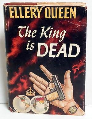 The King is Dead: Queen, Ellery