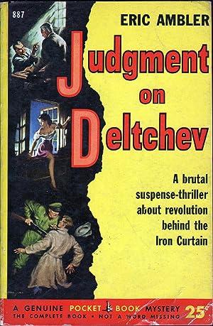 Judgment on Deltchev: Ambler, Eric