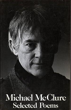 Selected Poems: McClure, Michael