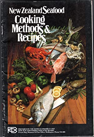 New Zealand Seafood: Cooking Methods & Recipes: New Zealand Fishing Industry Board