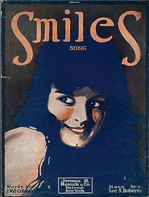 Smiles: Roberts, Lee S.