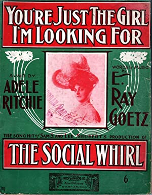 You're Just the Girl I'm Looking For: Goetz, E. Ray
