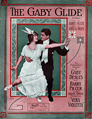 The Gaby Glide: Hirsch, Louis A.