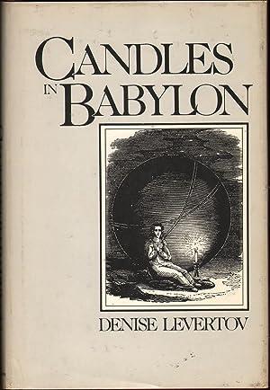 Candles in Babylon: Levertov, Denise