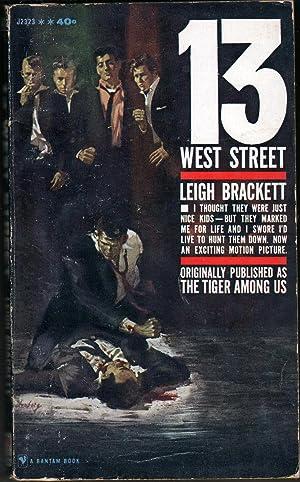 13 West Street: Brackett, Leigh