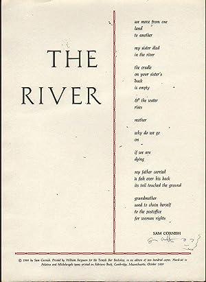 The River: Cornish, Sam