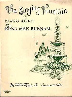 The Singing Fountain: Burnnam, Edna Mae