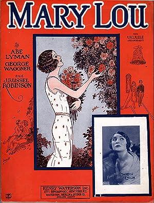 Mary Lou: Lyman, Abe, George