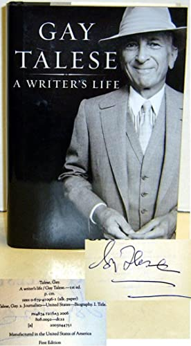 A Writer's Life: Talese, Gay