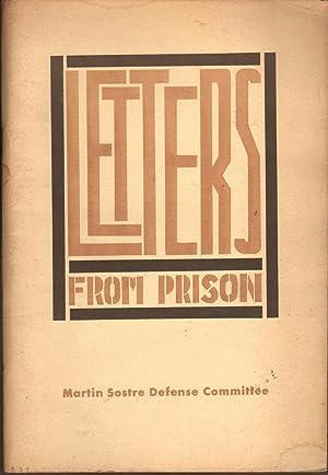 Letters from Prison: Sostre, Martin