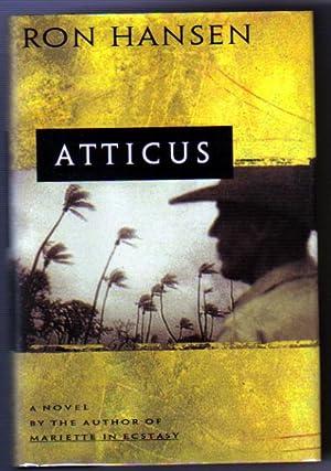 Atticus: A Novel: Hansen, Ron