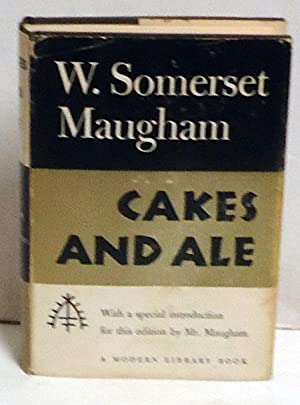 Cakes and Ale: Maugham, W. Somerset