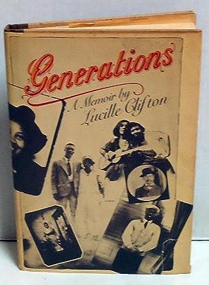 Generations: A Memoir: Clifton, Lucille