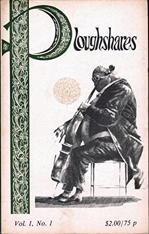 Ploughshares Vol. 1 No. 1: Henry, DeWitt, ed