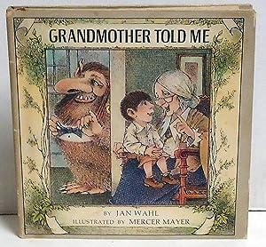 Grandmother Told Me: Wahl, Jan