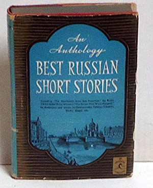 An Anthology of Best Russian Short Stories: Seltzer, Thomas, Ed.