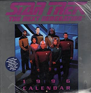 Star Trek 30th Anniversary Calendar: Star Trek