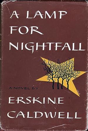 A Lamp for Nightfall: A Novel: Caldwell, Erskine