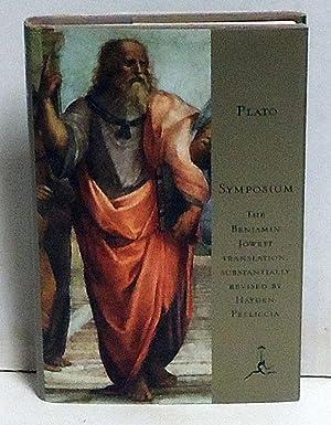 Plato Symposium: Plato; Jowett, Benjamin;Pelliccia, Hayden