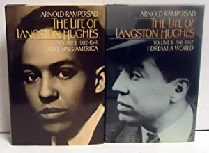 The Life of Langston Hughes (2 Vol): Rampersad, Arnold