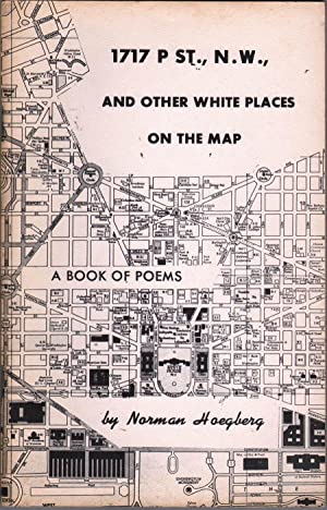 1717 P St., N.W., And Other White Places on the Map: Hoegberg, Norman