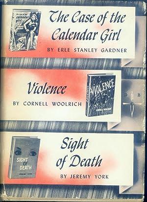 Violence: Woolrich, Cornell et al