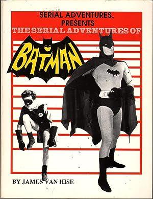 The Serial Adventures of Batman: Hise, James Van