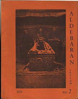 Aldebaran Review No. 2: Simon, John Oliver, Ed.