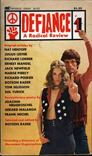 Defiance #1 A Radical Review: Rader, Dotson, Ed.