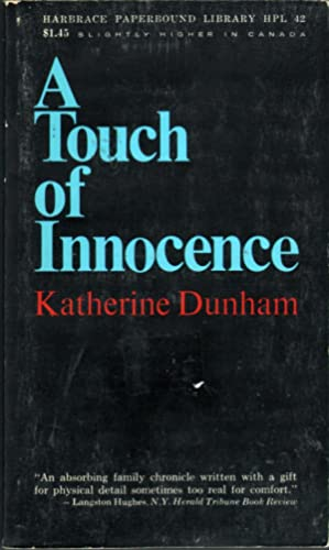 A Touch of Innocence: Dunham, Katherine