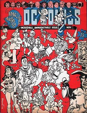 Amazing World of DC Comics No. 13: Kahn, Jenette, Pub