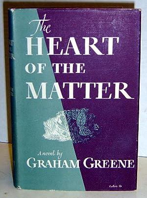 The Heart of the Metter: Greene, Graham