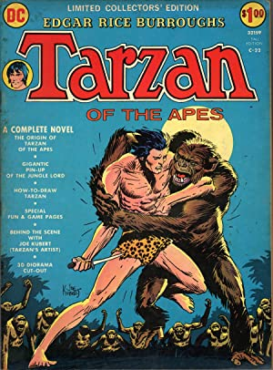 Tarzan of the Apes Limited Collectors' Edition C-22: Burroughs, Edgar Rice