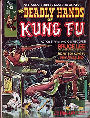 The Deadly Hands of Kung Fu #1: Thomas, Roy, Ed.