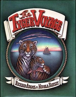 The Tyger Voyage: Adams, Richard George;Bayley, Nicola