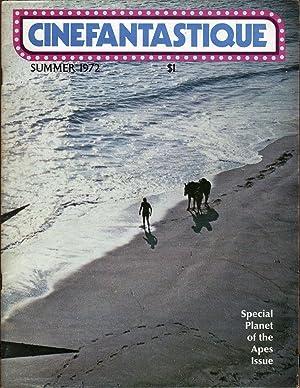 Cinefantastique Vol 2 No 2: Clarke, Frederick S., Ed.