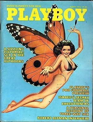 Playboy Magazine August 1976: Hefner, Hugh, Ed.