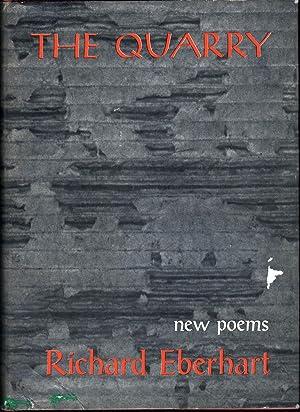 The Quarry: New Poems: Eberhart, Richard