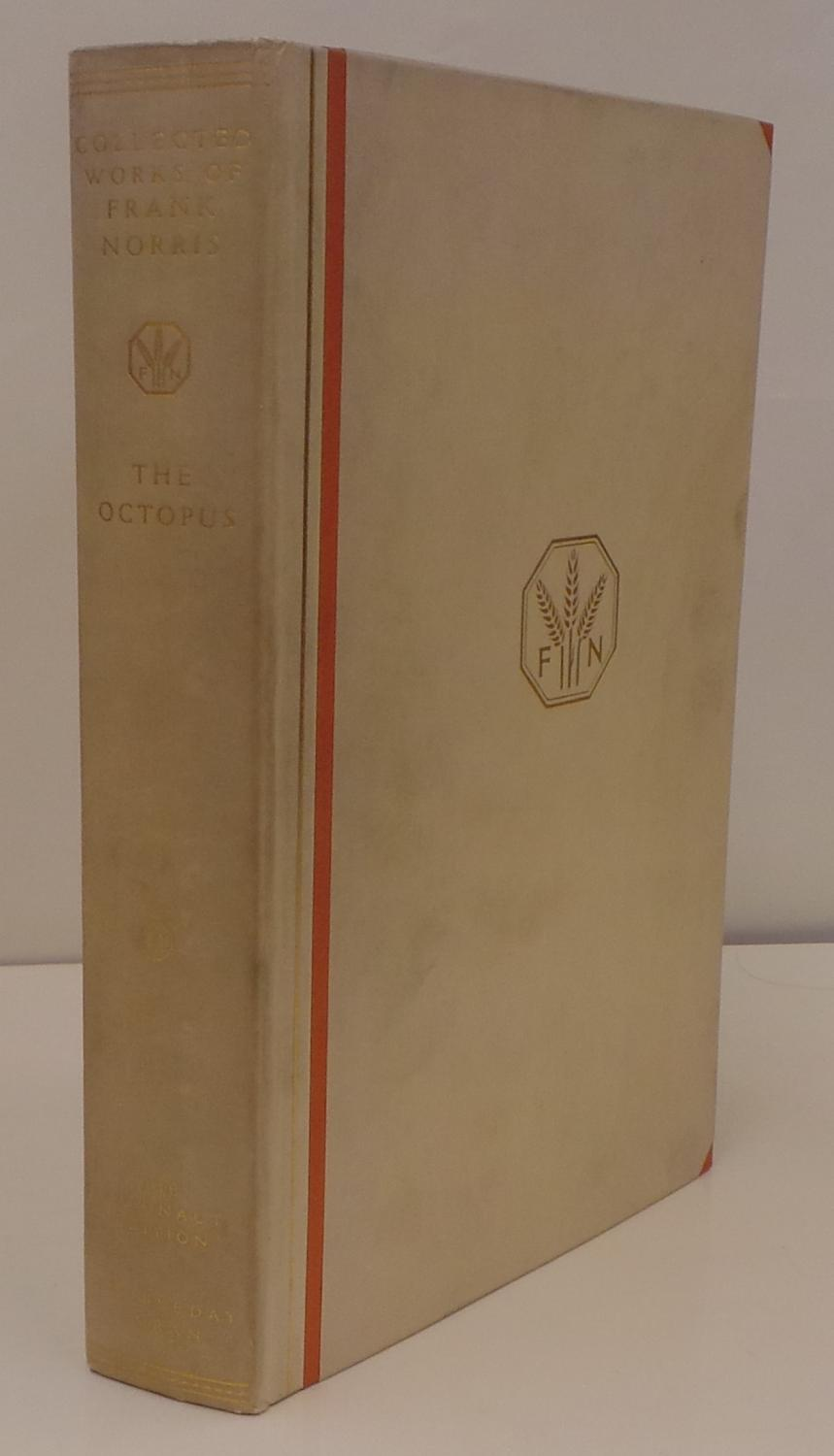 The Argonaut Manuscript Limited Edition of Frank Norris's Works: Frank Norris