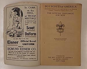 Boy Scouts of America Handbook for Boys Eighteenth Edition: The Boy Scouts of America