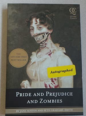 Pride and Prejudice and Zombies: Jane Austen; Seth